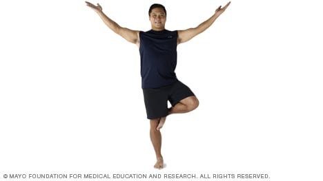 What Is Spine Stabilization >> Slide show: Balance exercises - Mayo Clinic