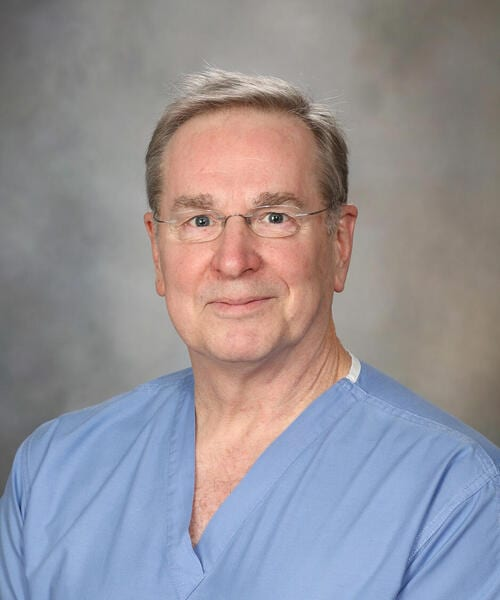 William J. Perkins, Jr., M.D.