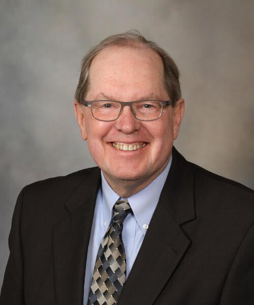 Jerry W. Swanson, M.D., MHPE
