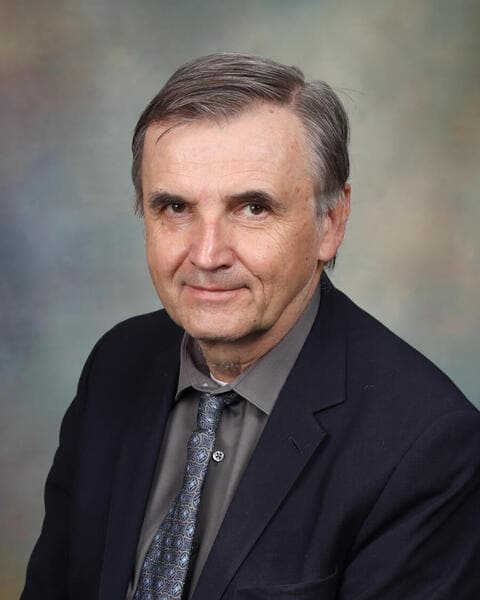 Mirek Fatyga, Ph.D. - Doctors and Medical Staff - Mayo Clinic