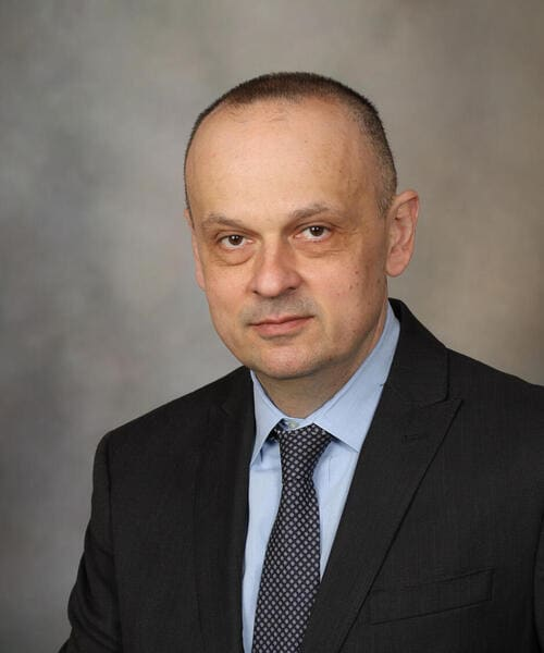Dragan Jevremovic, M.D., Ph.D.
