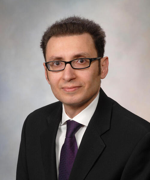 Mohamed Elrefaei, M.D., Ph.D.