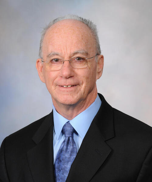 Roy A. Greengrass, M.D. - Doctors and Medical Staff - Mayo Clinic