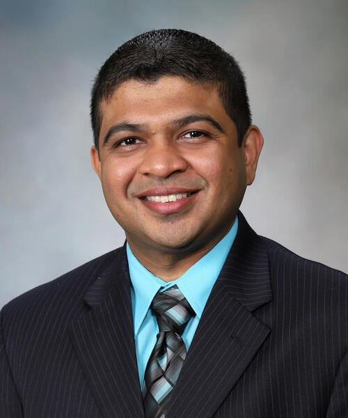 Pragnesh P. Parikh, M.D.