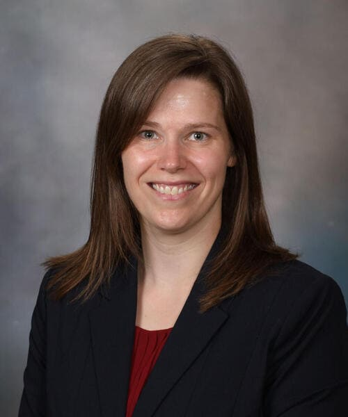 Charlotte S. Van Dorn, M.D. - Doctors and Medical Staff - Mayo Clinic