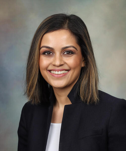 Perene V  Patel, M D  - Doctors and Medical Staff - Mayo Clinic