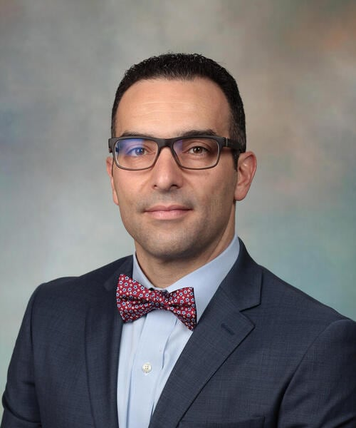Hicham Z. El Masry, M.D. - Doctors and Medical Staff - Mayo Clinic