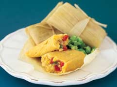 Corn Tamales With Avocado Tomatillo Salsa Mayo Clinic