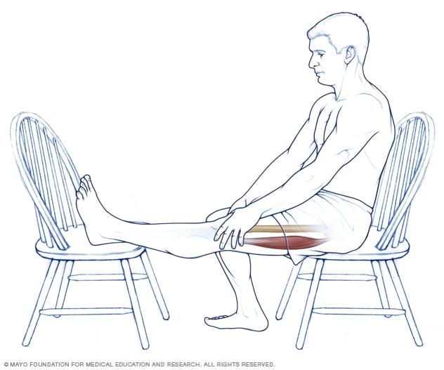 Contractura muscular isquiotibial tiempo de recuperacion