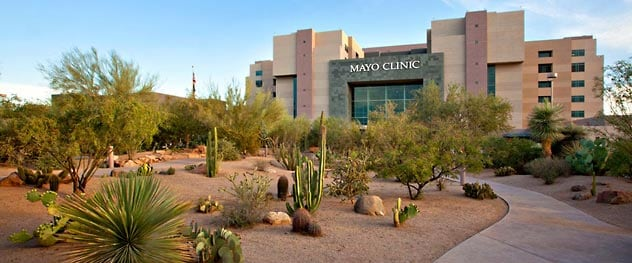 Mayo Clinic S Campus In Arizona Patient And Visitor Guide