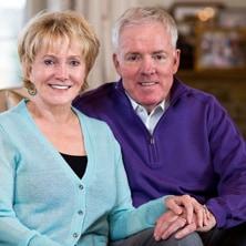 Donna and James L. Barksdale -...