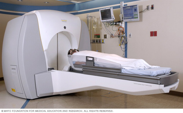 Stereotactic radiosurgery system