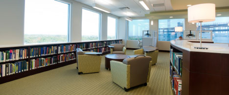 Winn Dixie Foundation Medical Library at Mayo Clinic in Florida
