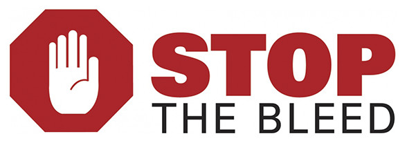 Stop the Bleed campaign logo