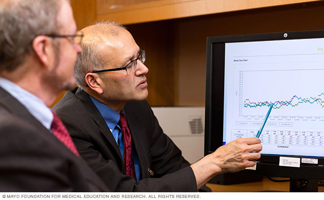 Pancreas transplant teamwork at Mayo Clinic