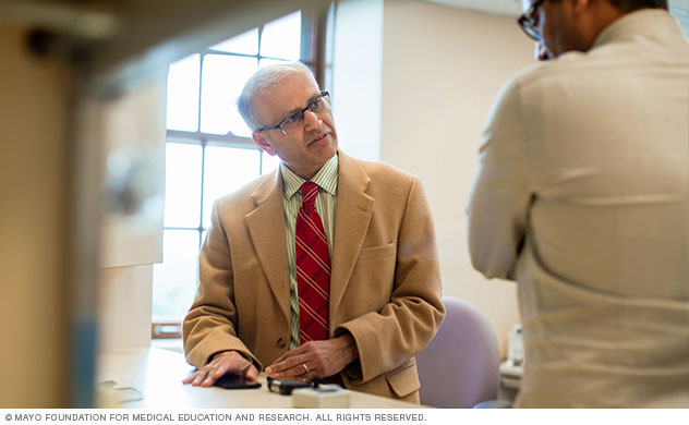 Artificial Pancreas Lab at Mayo Clinic.