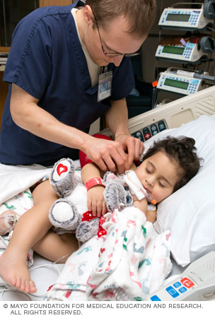 Experts in pediatric heart transplant understand the unique challenges of children undergoing surgery.