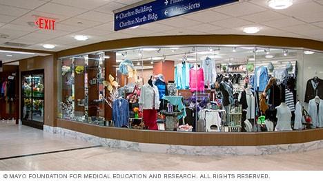 Methodist Campus Volunteer Gift Shop - Mayo Clinic