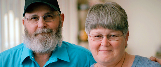 Walmart plan participants, like Penny and Daryl Milner, are eligible to receive expert care through the Walmart Centers of Excellence cancer program.