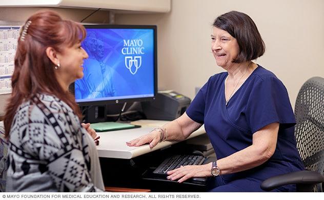 Primary Care in Arizona - Care Team - Mayo Clinic