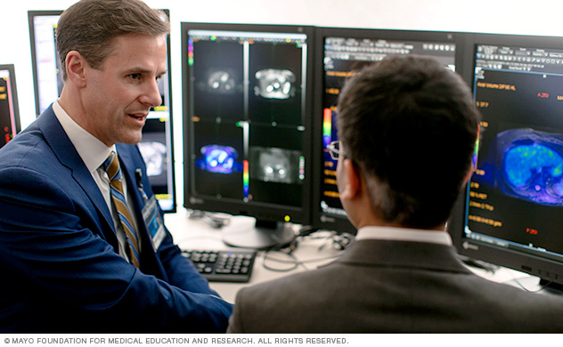 Diagnostic radiologists