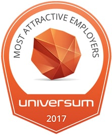 Mayo Clinic is a Universum Top 100 Ideal Employer in the U.S.