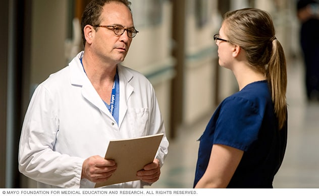 Spinal stenosis - Care at Mayo Clinic - Mayo Clinic