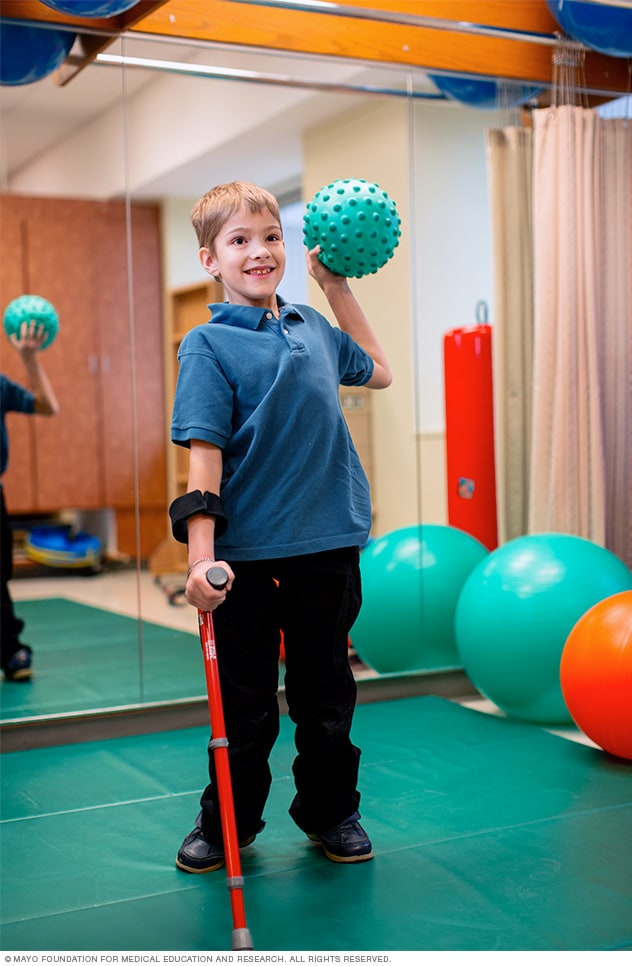 how to support student with spina bifida