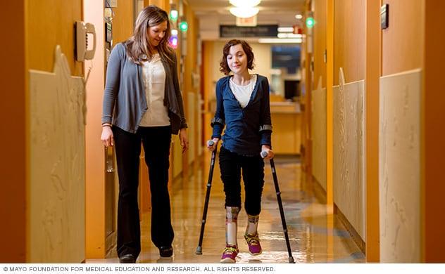 Spina bifida - Care at Mayo Clinic - Mayo Clinic