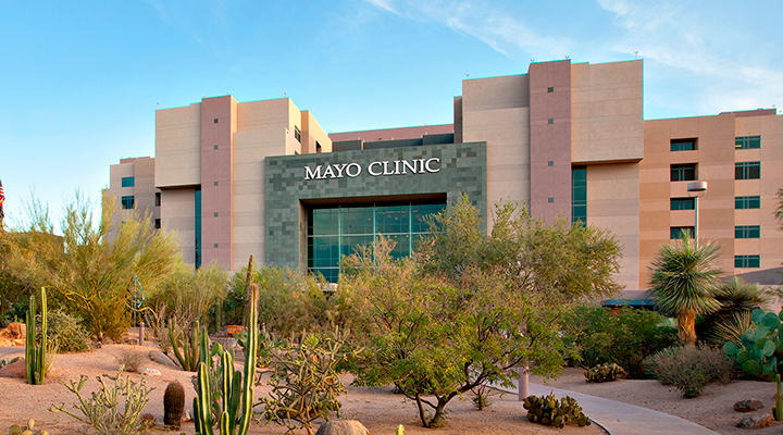Mayo Clinic Hospital, Phoenix, Arizona