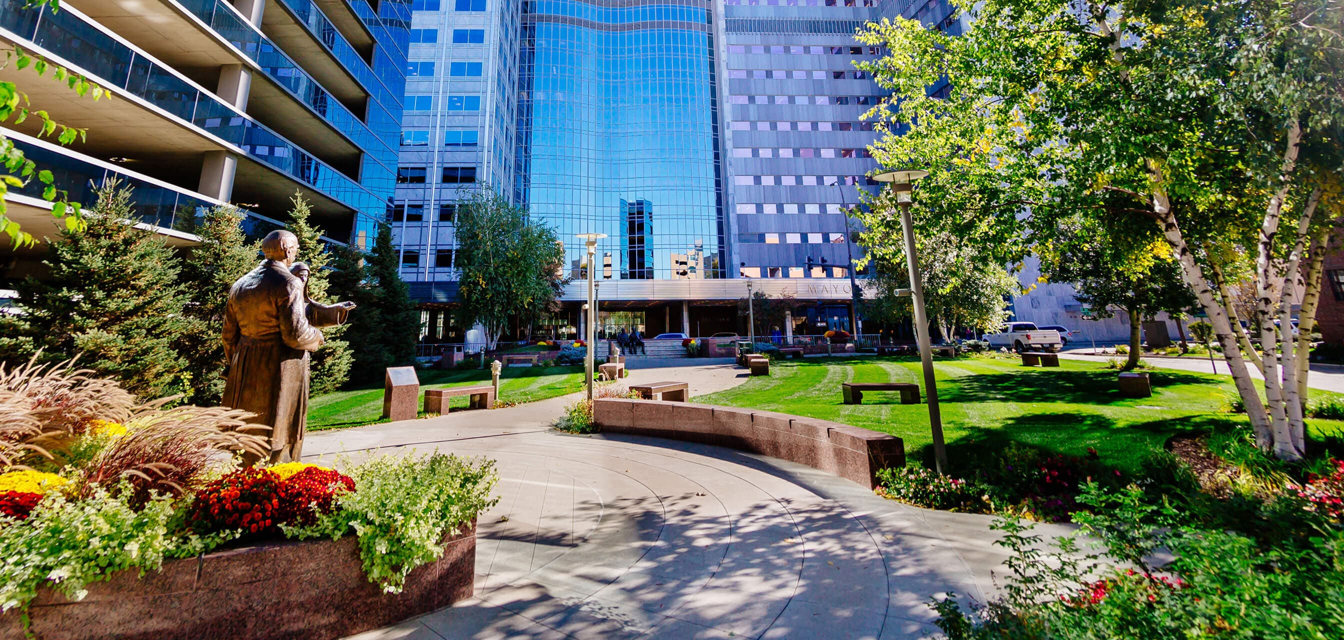 Your Safe Destination For Face To Face Care In Rochester Minnesota Mayo Clinic