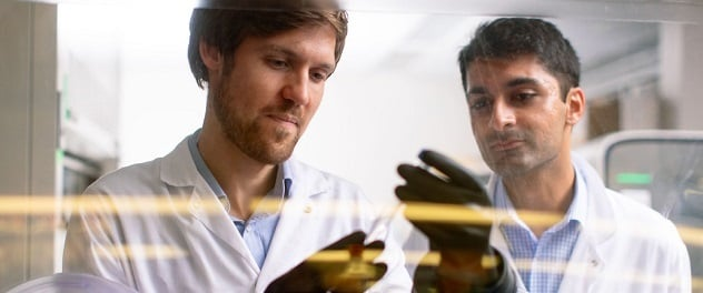 Researchers in the Gut Microbiome Laboratory of Purna C. Kashyap, M.B.B.S., at Mayo Clinic