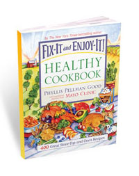 Fix It and Enjoy It! Healthy Cookbook