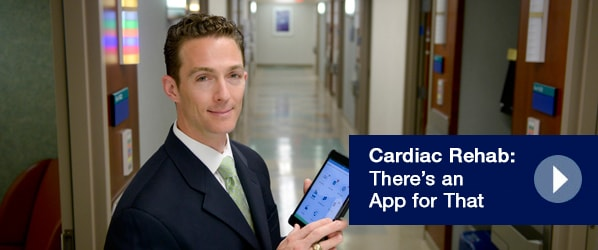 Cardiac Rehab: There's an App for That