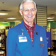 a Mayo Clinic Store Volunteer