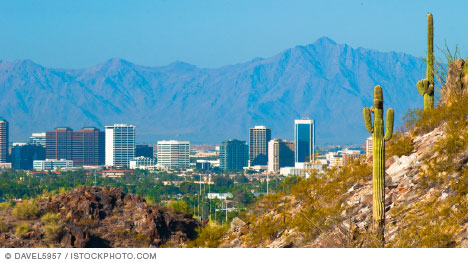 Downtown Phoenix/Scottsdale, Arizona
