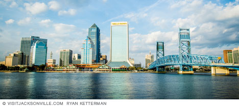 Downtown Jacksonville, Florida