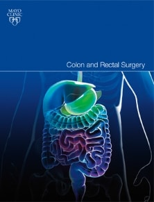 Colon and Rectal Surgery Brochure cover