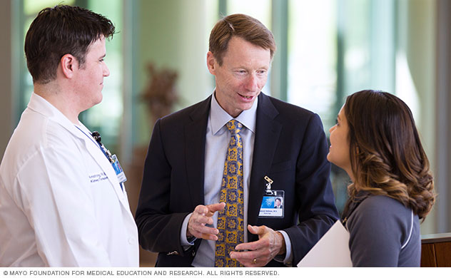 Kidney transplant interdisciplinary teamwork at Mayo Clinic